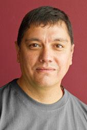 Alan Murillo, miembro del comité de instructores
