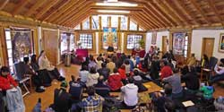 Retiro Budista en Casa Tibet Monterrey