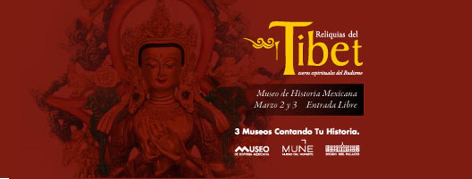 reliquias sagradas del tibet en monterrey