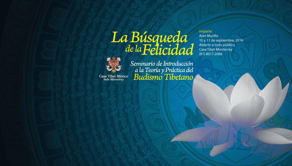 felicidad introduccion al budismo tibetano