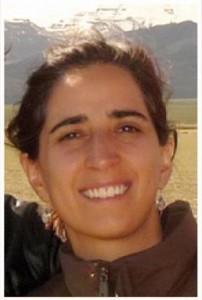 Daniela Labra en Casa Tibet Monterrey