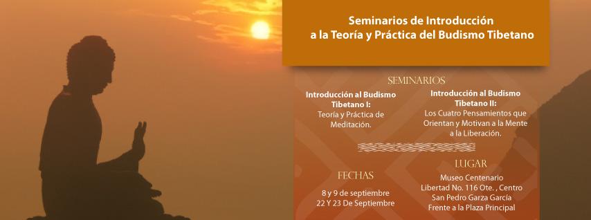 Seminarios de introduccion al Budismo Tibetano
