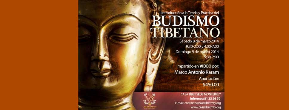 Seminario Budismo Monterrey