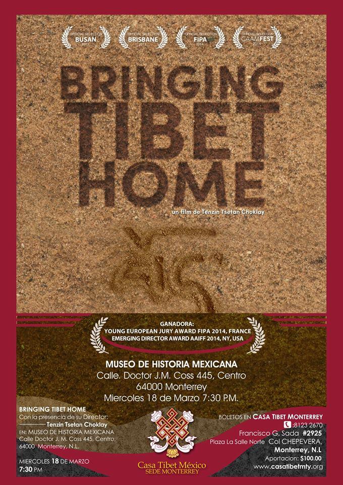 BRINGING TIBET HOME - Casa Tibet Monterrrey