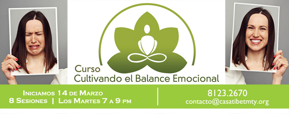 curso cultivando el balance emocional