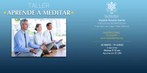 aprende a meditar meditacion