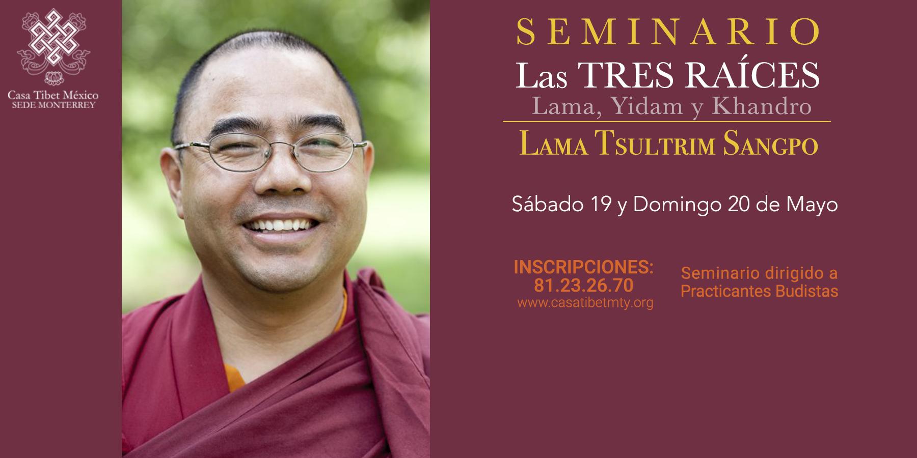 seminario lama tsultrim sangpo