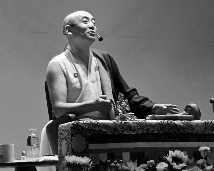Anyen Rinpoche Monterrey Tanatologia