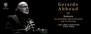 Gerardo Abboud seminario