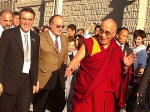 Gerardo Abboud Dalai Lama