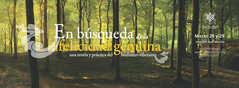 seminario introduccion al budismo Monterrey