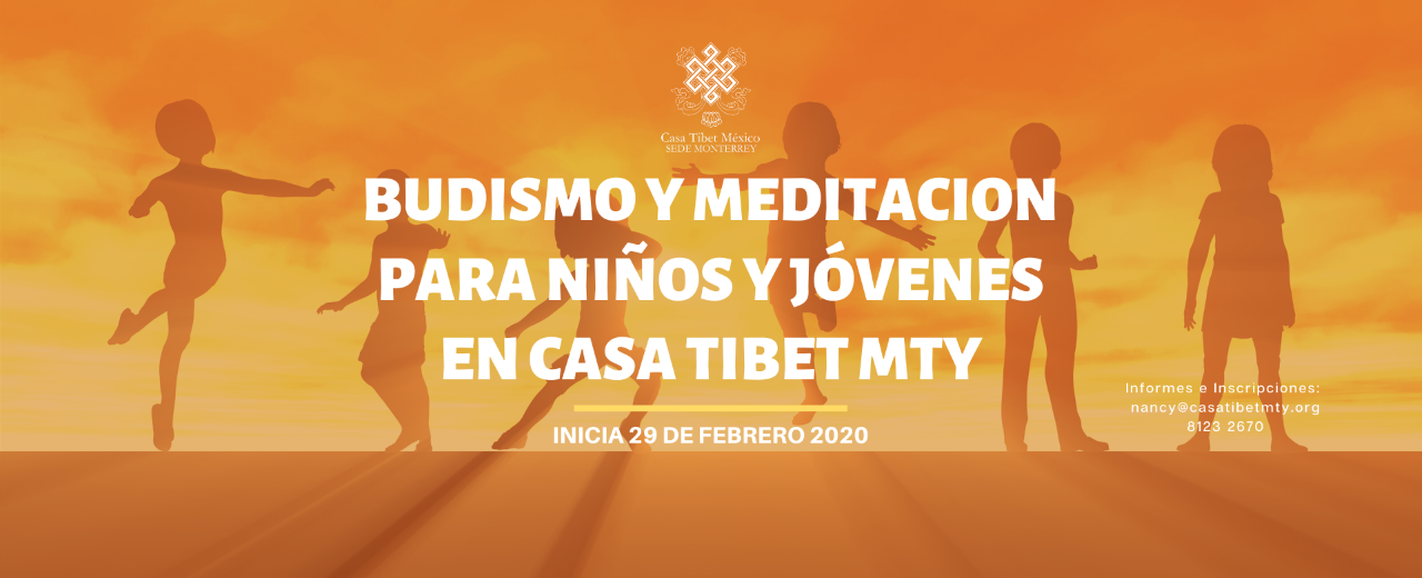 meditacion para jovenes y niños en monterrey