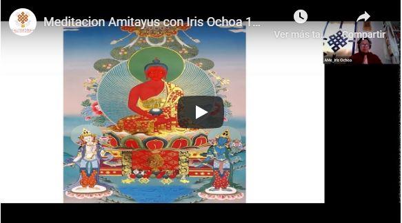 amitayus meditacion