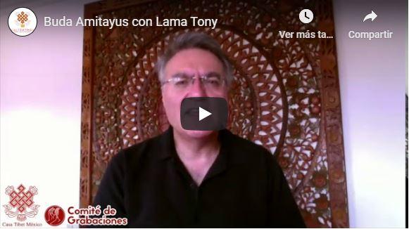 Buda Amitayus Lama Tony