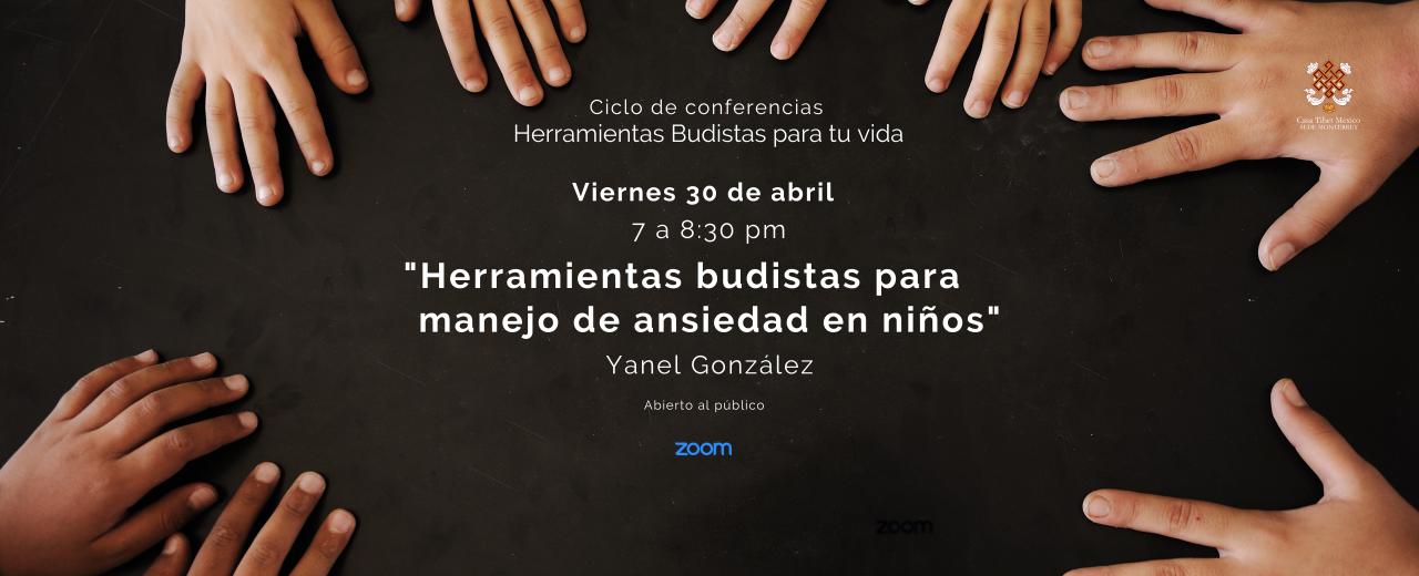 Yanel González herramientas budistas para ansiedad en niños