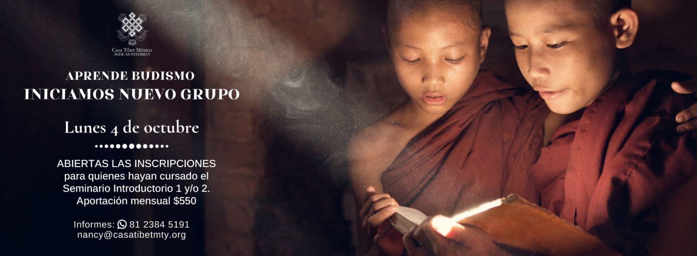 aprender budismo